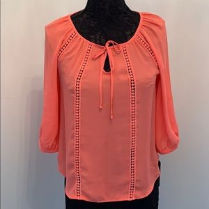 BCX blouse.   NWT size small
